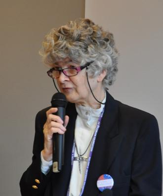 Christine GUILLOUX, Psychologue, Hypnothérapeute. Présidente de l'IMHEIDF